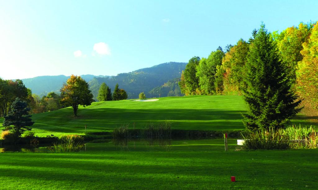 Herbststimmung GC St. Lorenzen